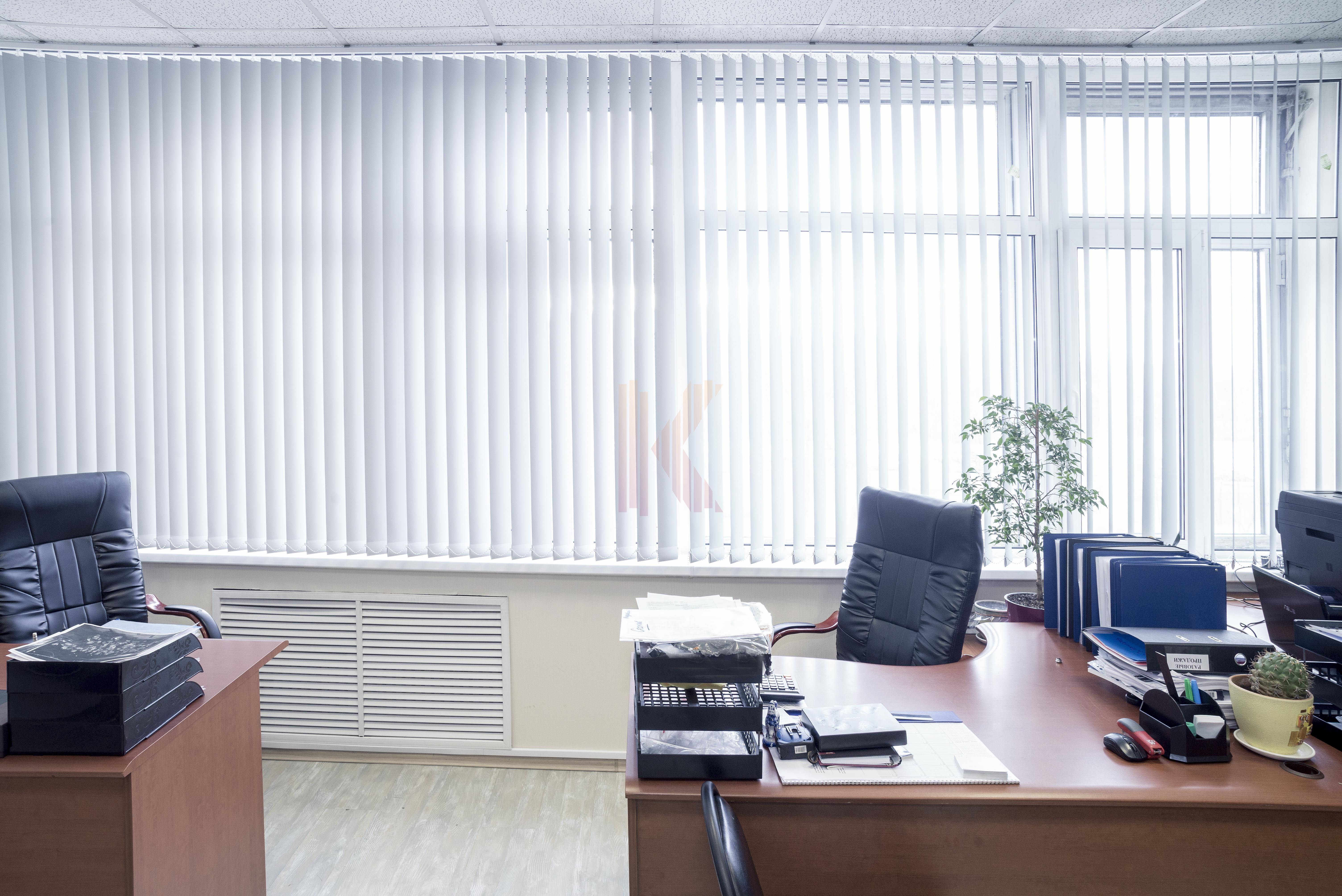 Жалюзи с картинкой в офис